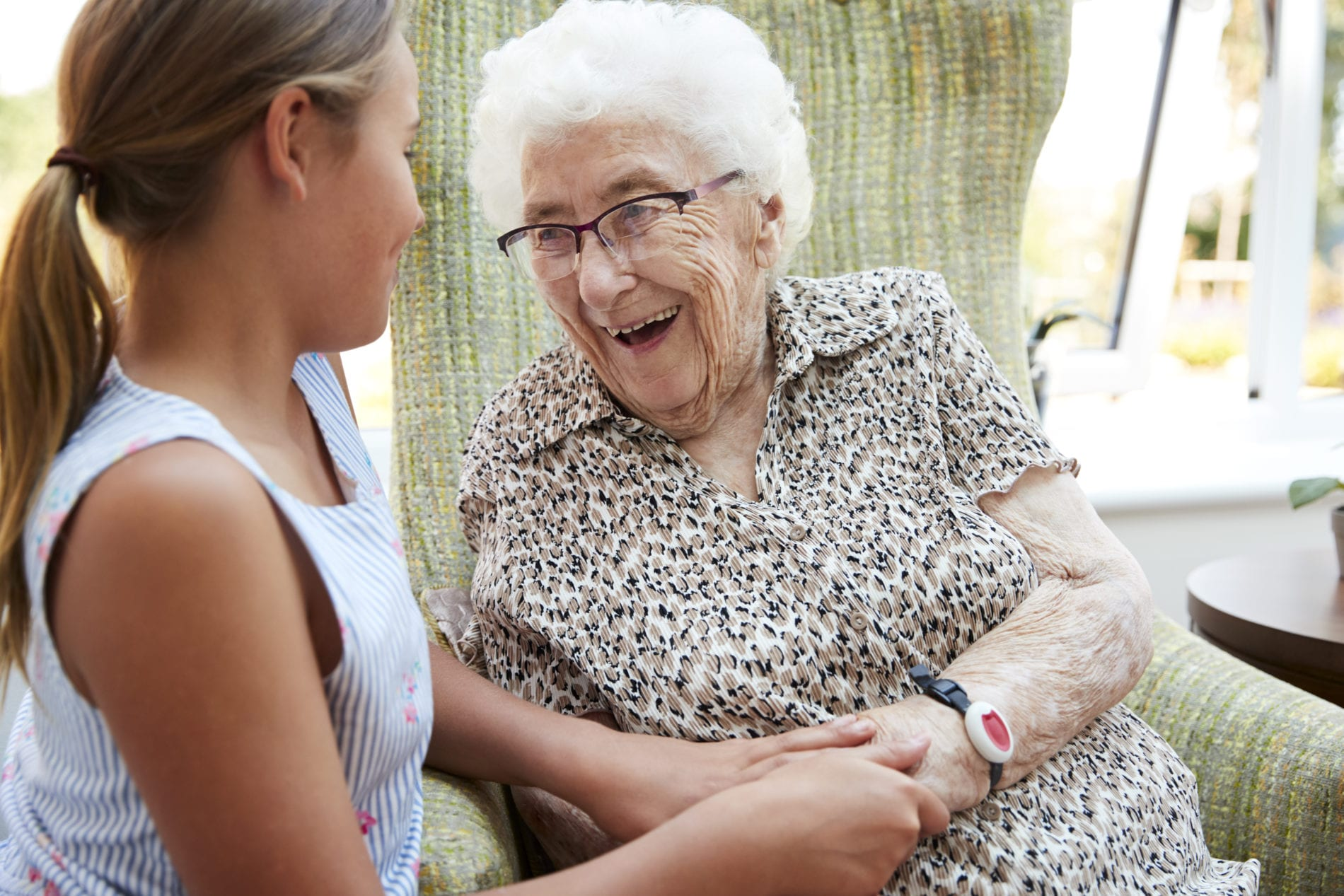 Things to Bring for a Loved One in a Dementia Care Home