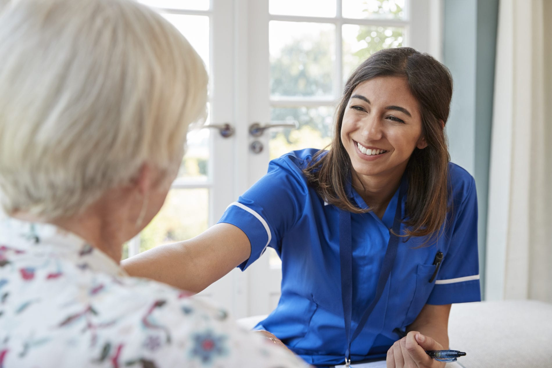 What is the Difference Between a Residential Care Home and a Nursing Home?