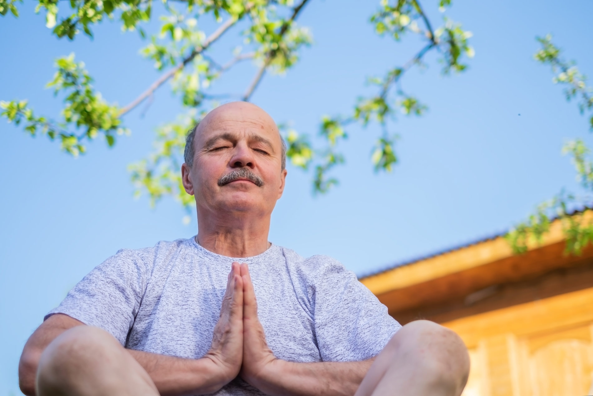 Benefits of Meditation for Elderly People