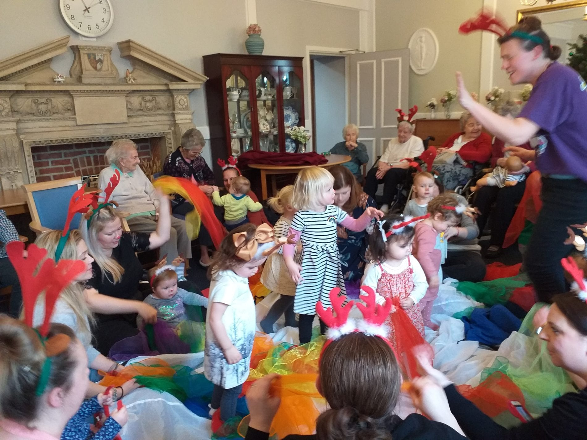 A Magical Visit from Hartbeeps Children's Group (Nov 2019)