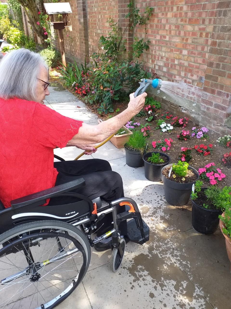 Residents' Gardening Club